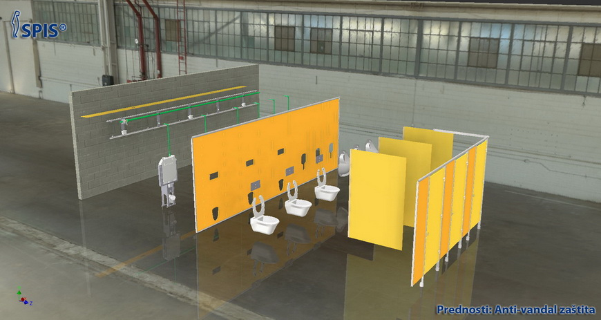 Sanitary Prefabricated Inspectional Systems