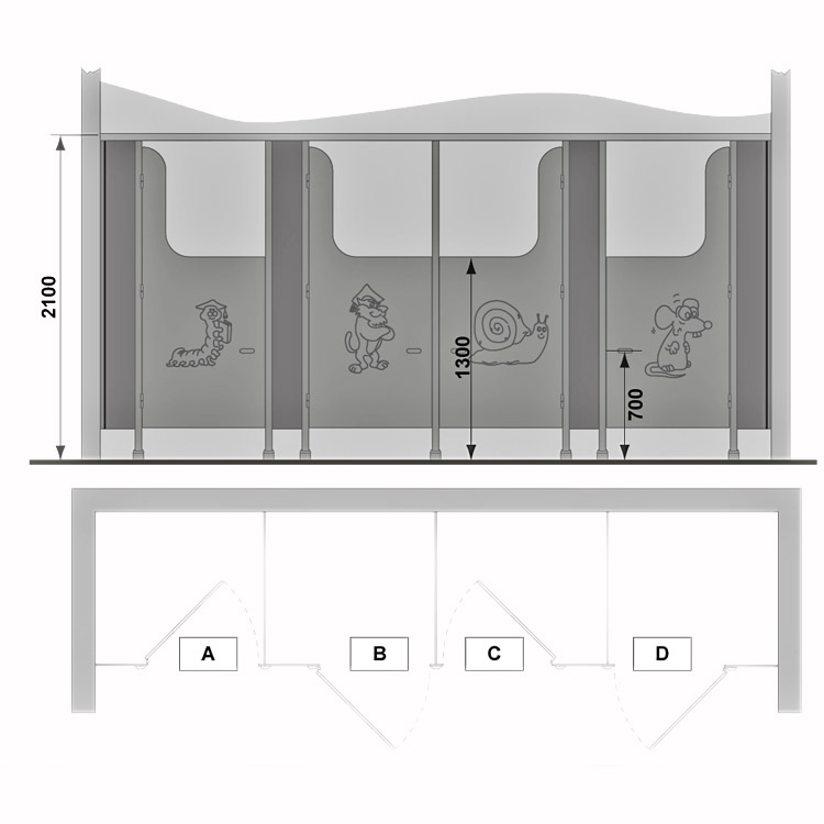 BOX BABY - Partitions for kids in C-HPL/C-HPFL