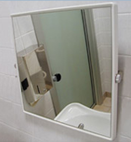 Equipment for disables-mirror