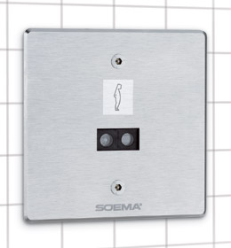 electronic shower controls