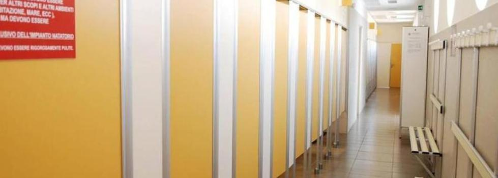 SANITARY PARTITIONS GALLERIA